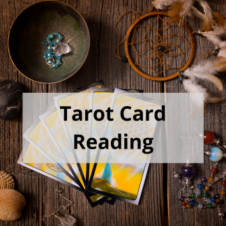 Tarot Card Reading with Angie McCoy